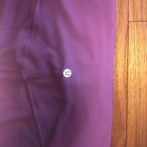 Lululemon aligned leggings